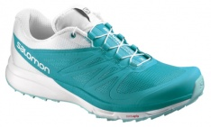 SALOMON SENSE PRO 2 W Teal Blue/Bubble Blue