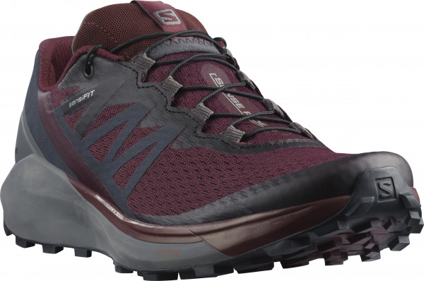 SALOMON SENSE RIDE 4 W Wine Tasting/QuSh/Eb