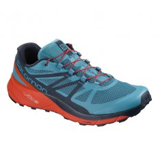 SALOMON SENSE RIDE Blue/Cherry/Navy