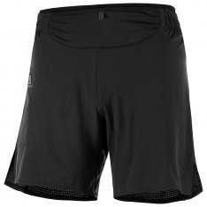 SALOMON SENSE SHORT M Black