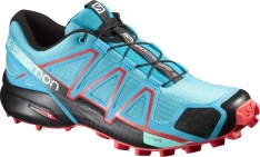 SALOMON SPEEDCROSS 4 W G Blue Jay/Black/Infrared