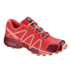 SALOMON SPEEDCROSS 4 W Red/Peach