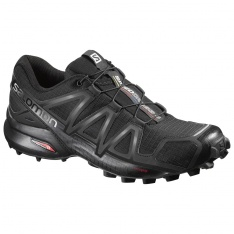 SALOMON SPEEDCROSS 4 Black/Metallic