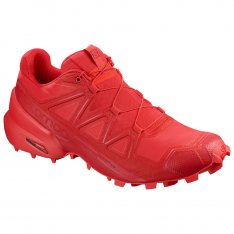 SALOMON SPEEDCROSS 5 High Risk Red/Barbados Cherry/Barbados Cherry