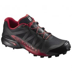 SALOMON SPEEDCROSS PRO 2 Black/Cherry