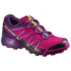 SALOMON SPEEDCROSS VARIO W Deep Dalhi/Black/Cosmic Purple