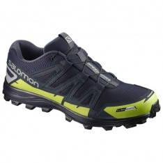 SALOMON SPEEDSPIKE CS Navy Blaze/Reflec/Li