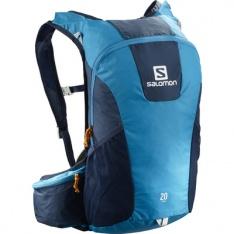 SALOMON BAG TRAIL 20 Surf/Dress Blue