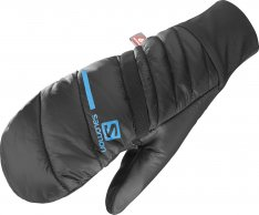 SALOMON XA WARM OVERMITTEN U Black