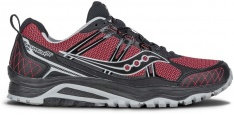 SAUCONY GRID EXCUSION TR10 Red/Black/Grey