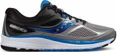 SAUCONY Guide 10 Grey/Black/Blue