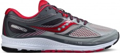 SAUCONY Guide 10 Silver/Berry