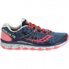 SAUCONY NOMAD TR Blue/navy/coral