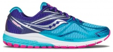 SAUCONY RIDE 9 Navy/Blue/Pink