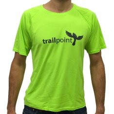 TRIČKO TRAILPOINT BOYS - Light Green