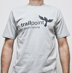 TRIČKO TRAILPOINT - Light Grey / Boys