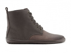 VIVOBAREFOOT SCOTT M Leather Dark Brown